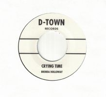 Brenda holloway - Crying Time Barbra McNair - Forget You Ever Met Me Baby
